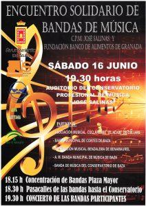 I Encuentro Solidario de Bandas de Música