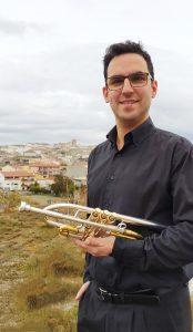 Francisco José Sánchez Jordán Premio Extraordinario de Música, Trompeta