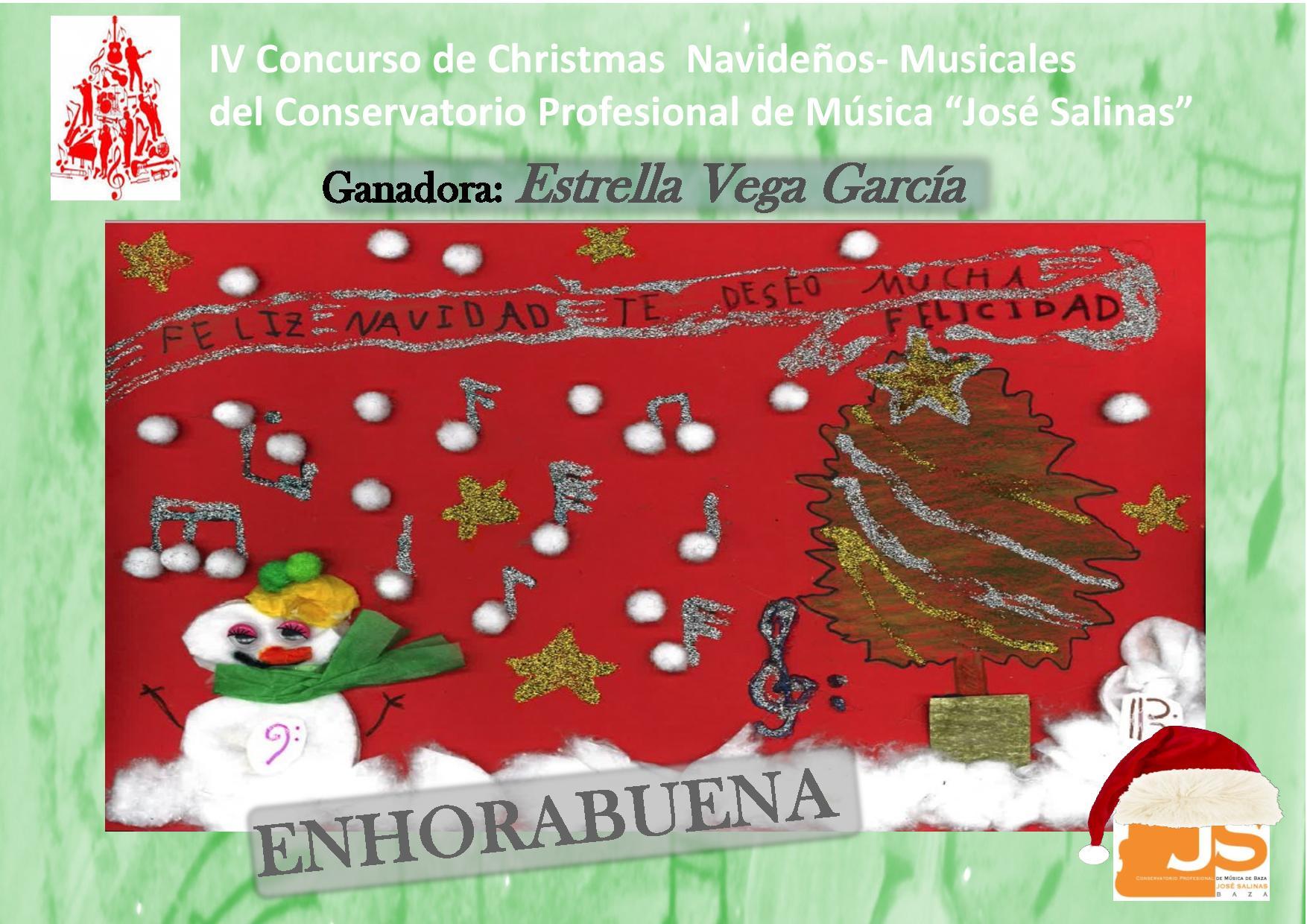 VI CONCURSO DE CHRISTMAS NAVIDEÑOS. ¡YA TENEMOS GANADORA!